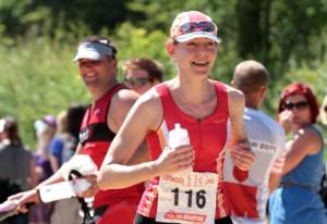 Die besten Triathlons für Frauen