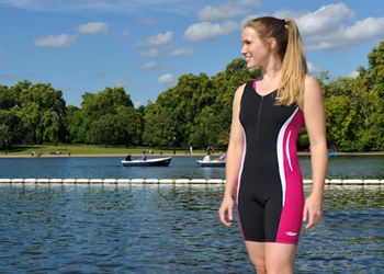 Trigirl Triathlon Anzug