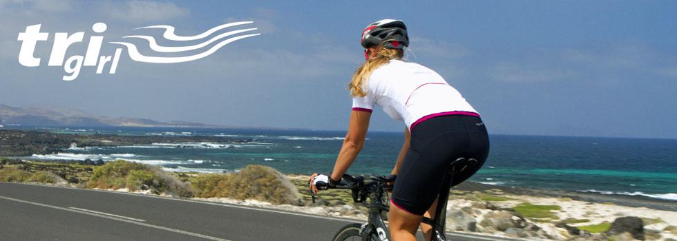 Trigirl – Triathlonbekleidung speziell für Frauen