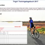 Triathlon Trainingstagebuch