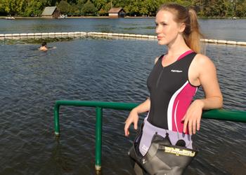 Triathlon-Schwimmtechnik
