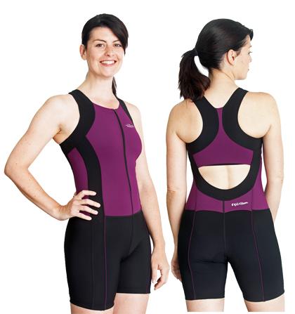 Triathlon-Ausrüstung Triathlon Einteiler
