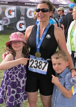 Mütter und Triathlon