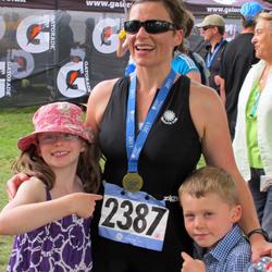Mutter sein und Triathlon
