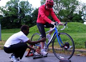schneller beim Triathlon werden