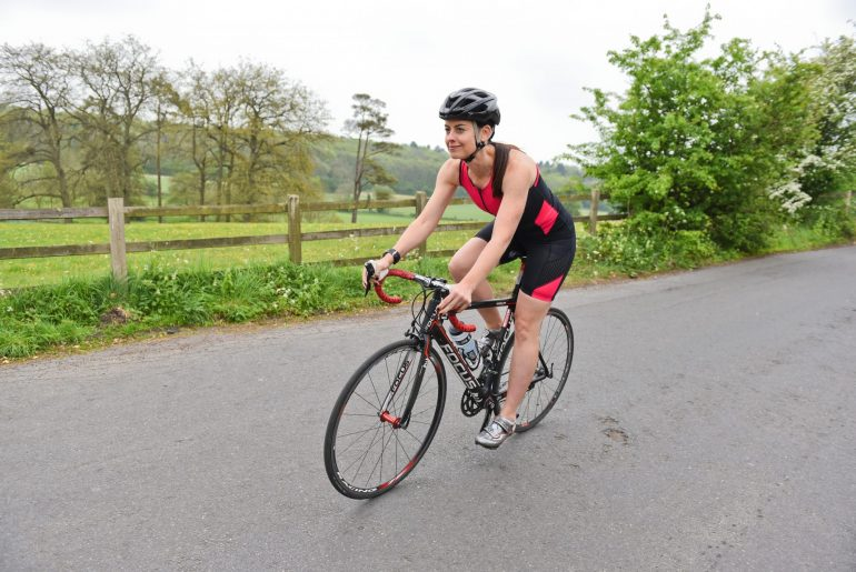 radfahren triathlon