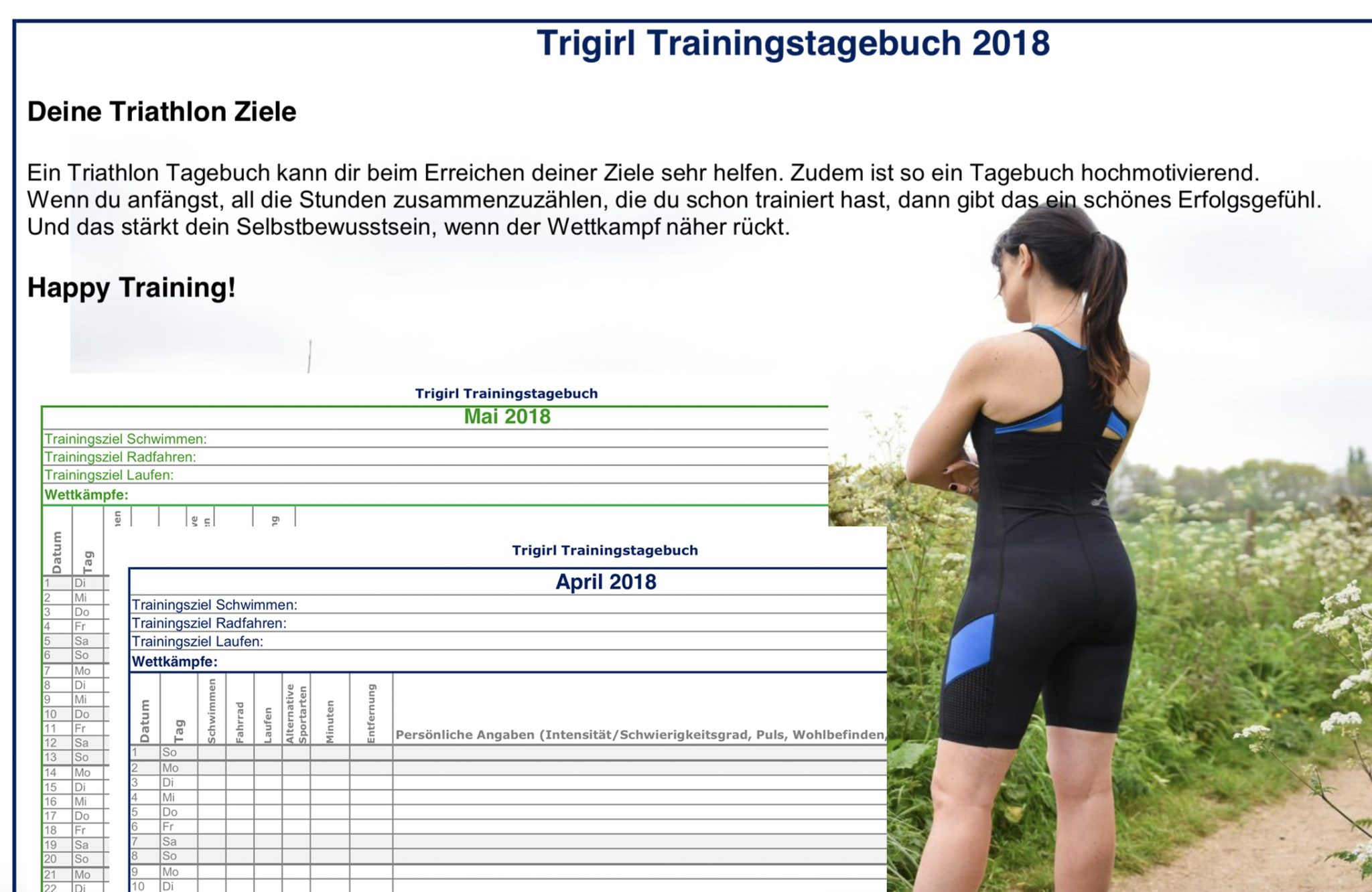 Triathlon-Trainingtagebuch-2018